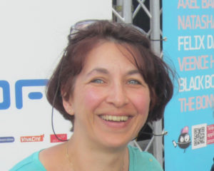 Françoise Cantraine, responsable Marketing & Communication de SEVE Belgium