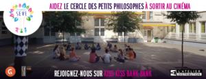 «Le Cercle des Petits Philosophes» bientôt au cinéma
