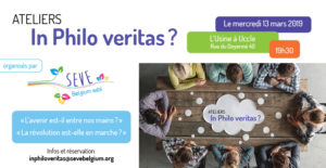 13/03/19 – Atelier – In Philo veritas?