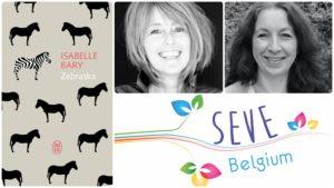06/03/20- Conférence Isabelle Bary/SEVE à la Foire du Livre de Bruxelles